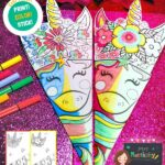 Unicorn wedding crafts