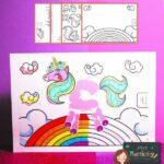website preview unicorn ART CRAFT