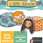 Royal Wedding Craft bracelet