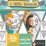 Royal Wedding 2018 Bunting Complete Pack