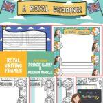 Royal Wedding 2018 Writing Frames