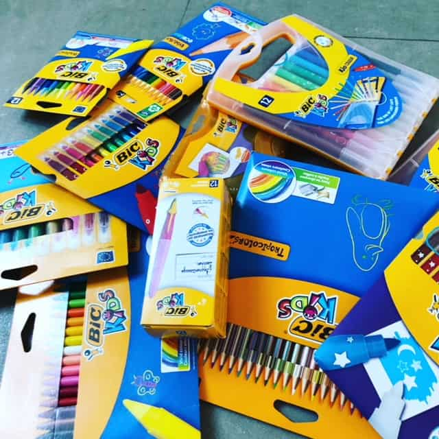 New Giveaway With BIC Kids!