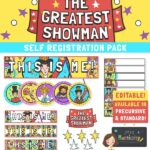 The Greatest Showman Self Registration Resources