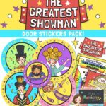 The Greatest Showman Classroom Door Posters