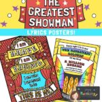 The Greatest Showman Display Posters