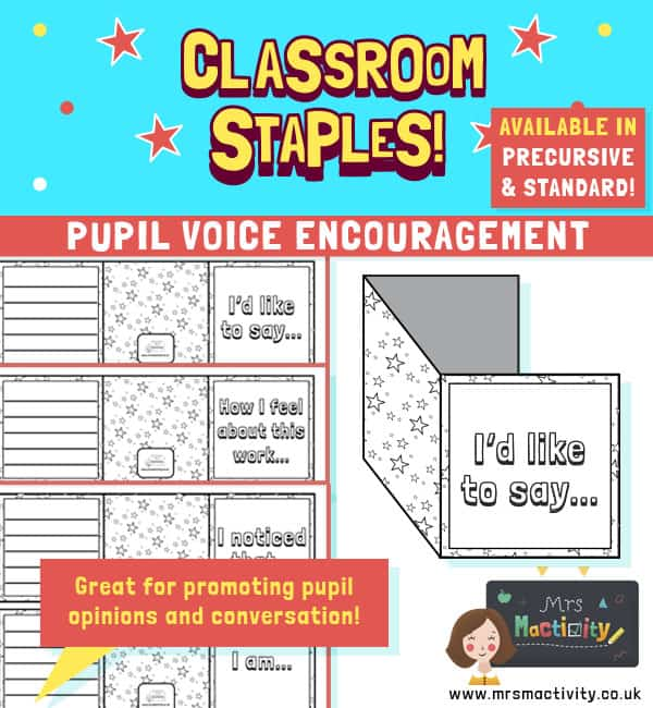 Pupil Voice Flap