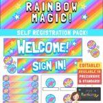Raimbow Self Registration Display Pack