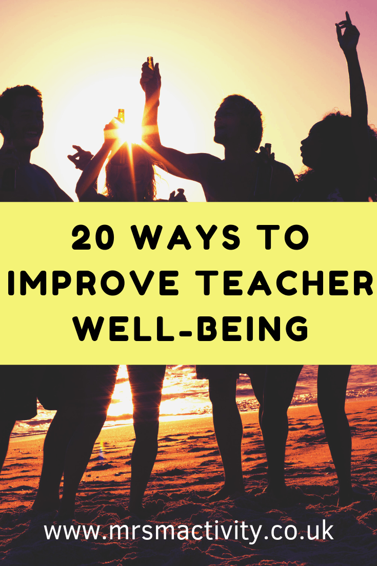 How to Improve Staff Well Being