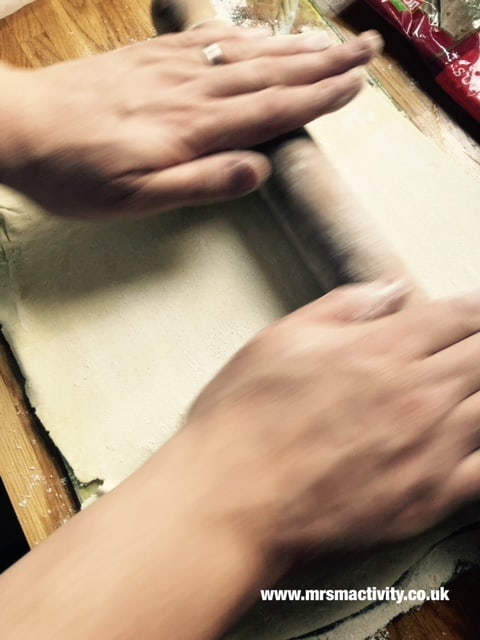 how to make mummy fingers