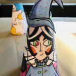 witch cone paper craft