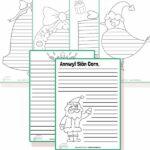 Cymraeg christmas writing frames