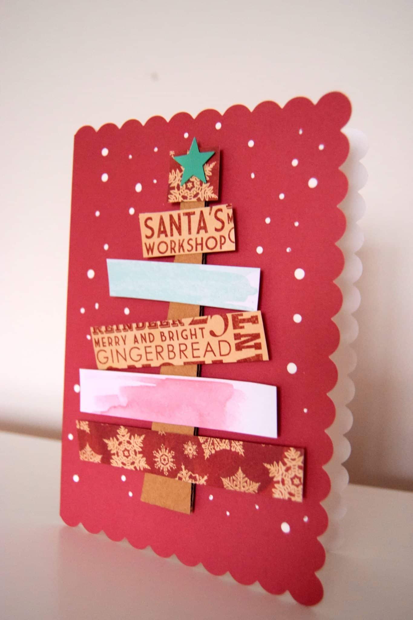 handmade christmas tree gifts