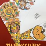 Thanksgiving Paper Craft Pinterest