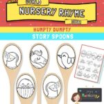 Humpty Story Spoons