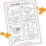 pancake day recipe primary resources