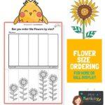 website preview Spring flower ordering