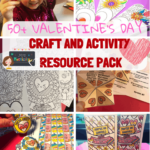 Valentines Day craft and activity resource pack