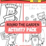 Round and Round the Garden Activity Resource Pack
