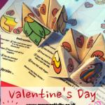 Valentine's Day cootie catchers