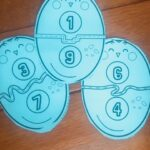 Easter Chick and Egg Number Bonds to 10 Activity