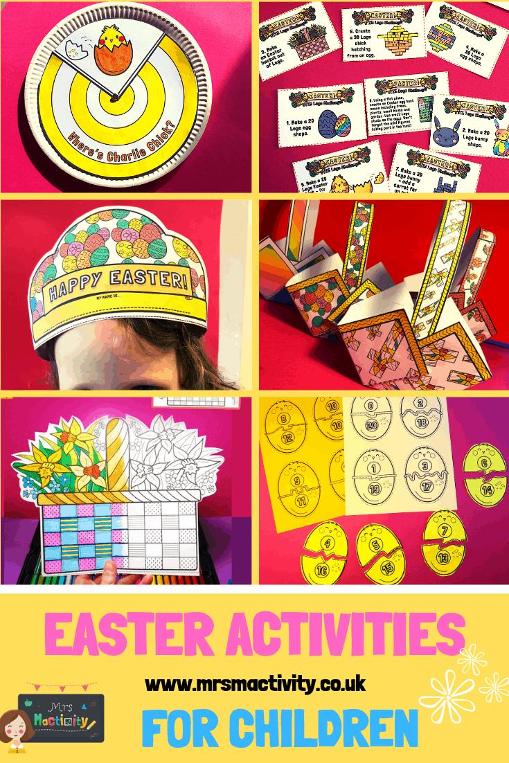 Easter Activities for Children