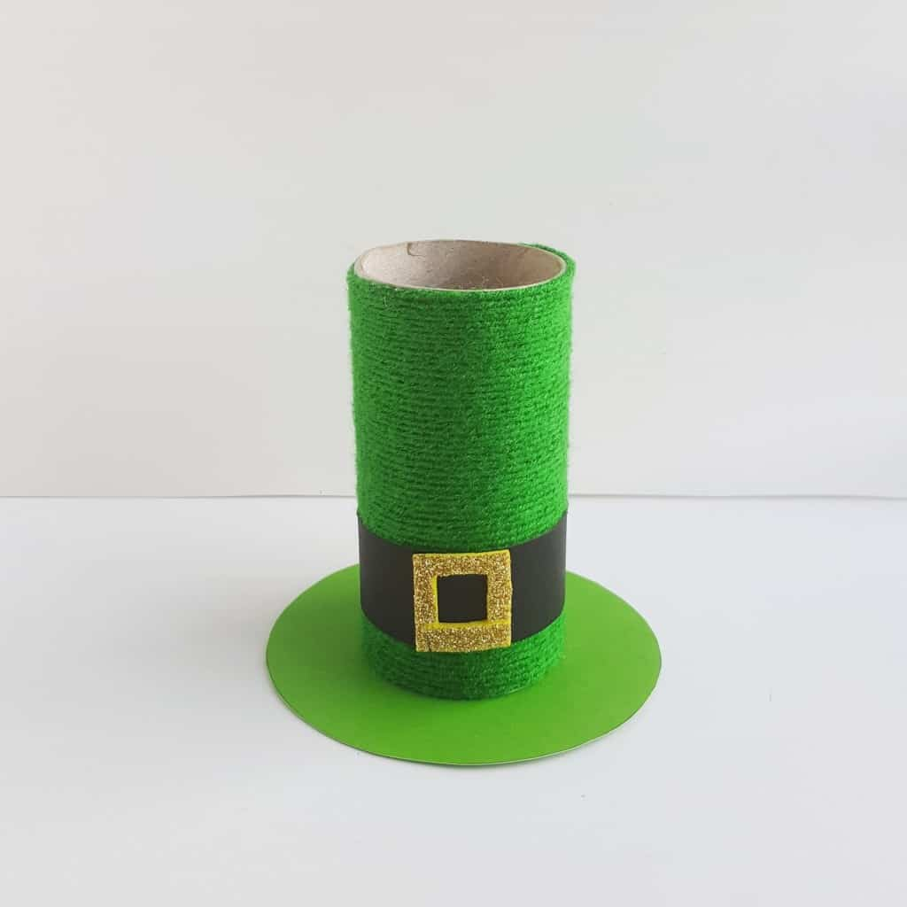 st Patrick's day hat craft