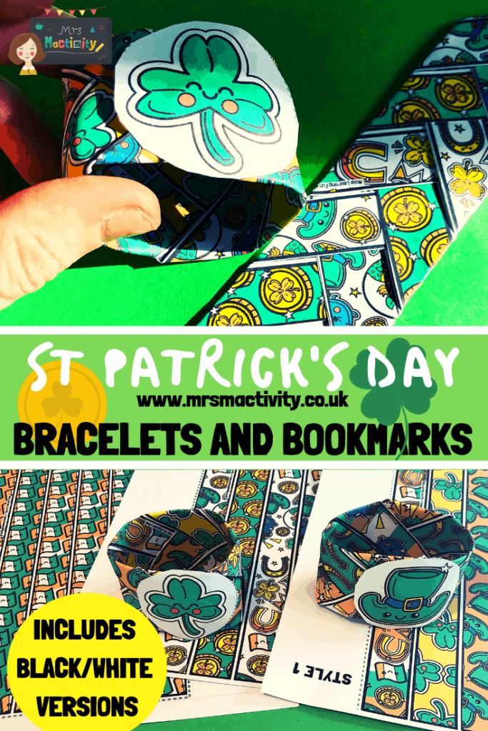 St Patrick's Day Bracelets