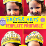 Easter Hat Template Printable