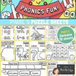 Phase 5 phonics worksheets