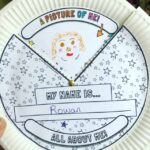 Transition paper plate craft