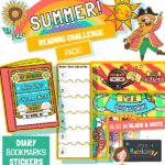 Summer reading challenge pack