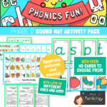 Phase 2 Phonics Activity Pack
