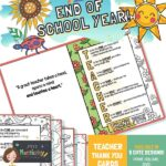 website preview END OF SCHOOl YEAR cards 1