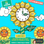 website preview display pack Time flower Large