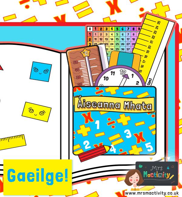 Gaeilge maths toolkit