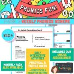 website preview Phonics Scheme Phase 3 Week 4 2