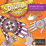 Diwali Mehndi Pattern Templates