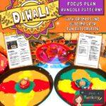 Diwali Rangoli Pattern Focus Early Years Activity