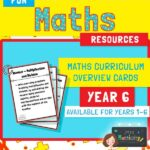 Year 6 Maths Curriculum Overview