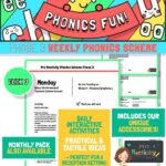 Phonics Scheme Phase 3 Week 3