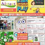 Aistear transient art and maths longer plan