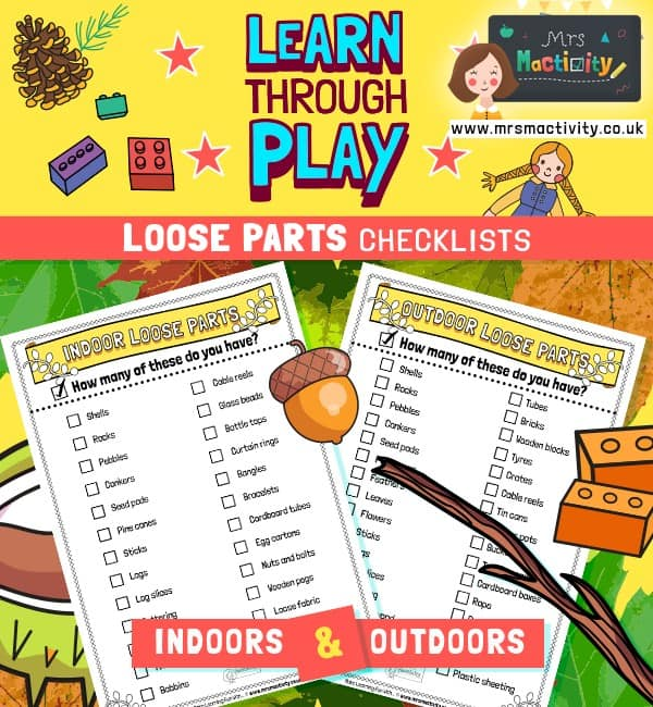 Examples of Loose Parts