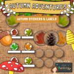 Autumn Display Accessories