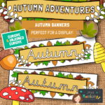Autumn Display Banners
