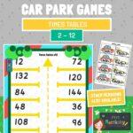 times tables car parks