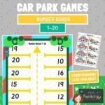 Car Park number bonds within 20