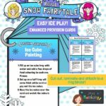 Royal Snow Fairytale Enhanced Provision Cards