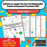 year 2 maths TAF booklet