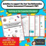 year 2 maths TAF activity booklet