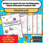 year 2 maths teaching assessment framework
